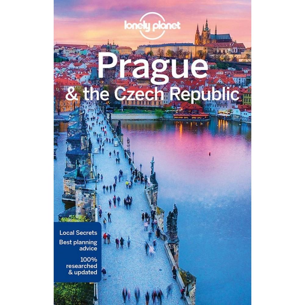 Prague & the Czech Republic Lonely Planet