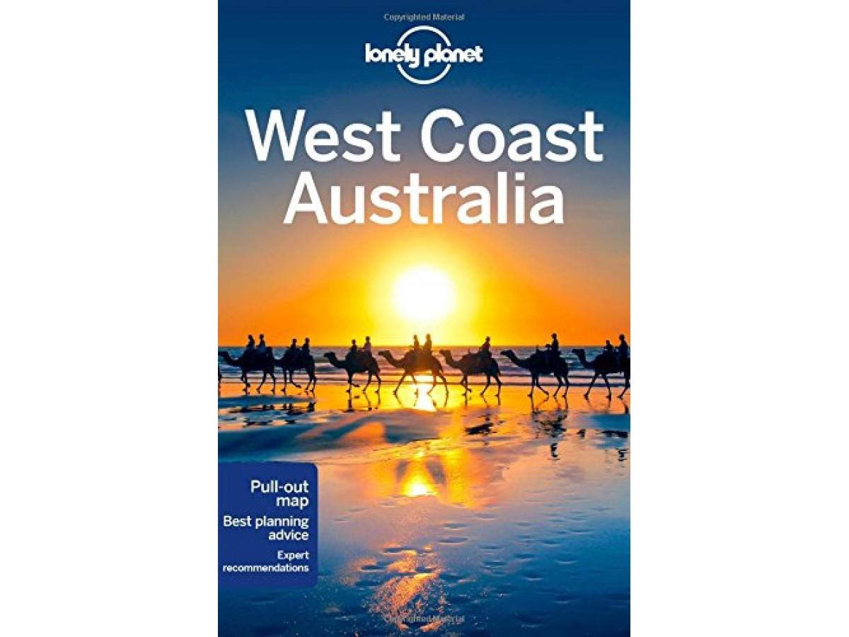 Map Of West Coast Australia.West Coast Australia Lonely Planet