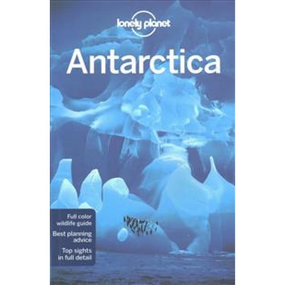 Antarctica Lonely Planet