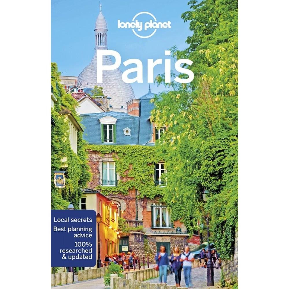 Paris Lonely Planet