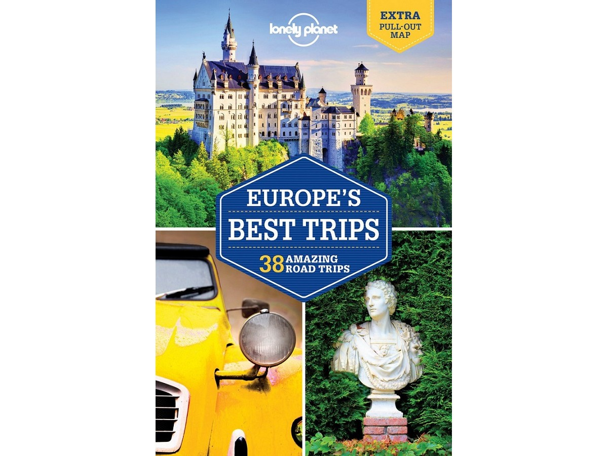 Europe´s Best Trips Lonely Planet
