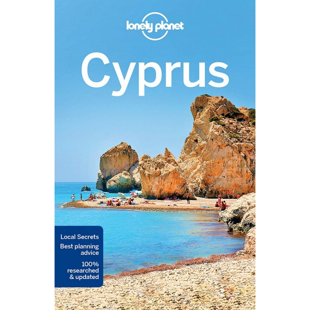 Cyprus Lonely Planet