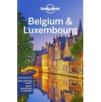Belgium and Luxembourg Lonely Planet