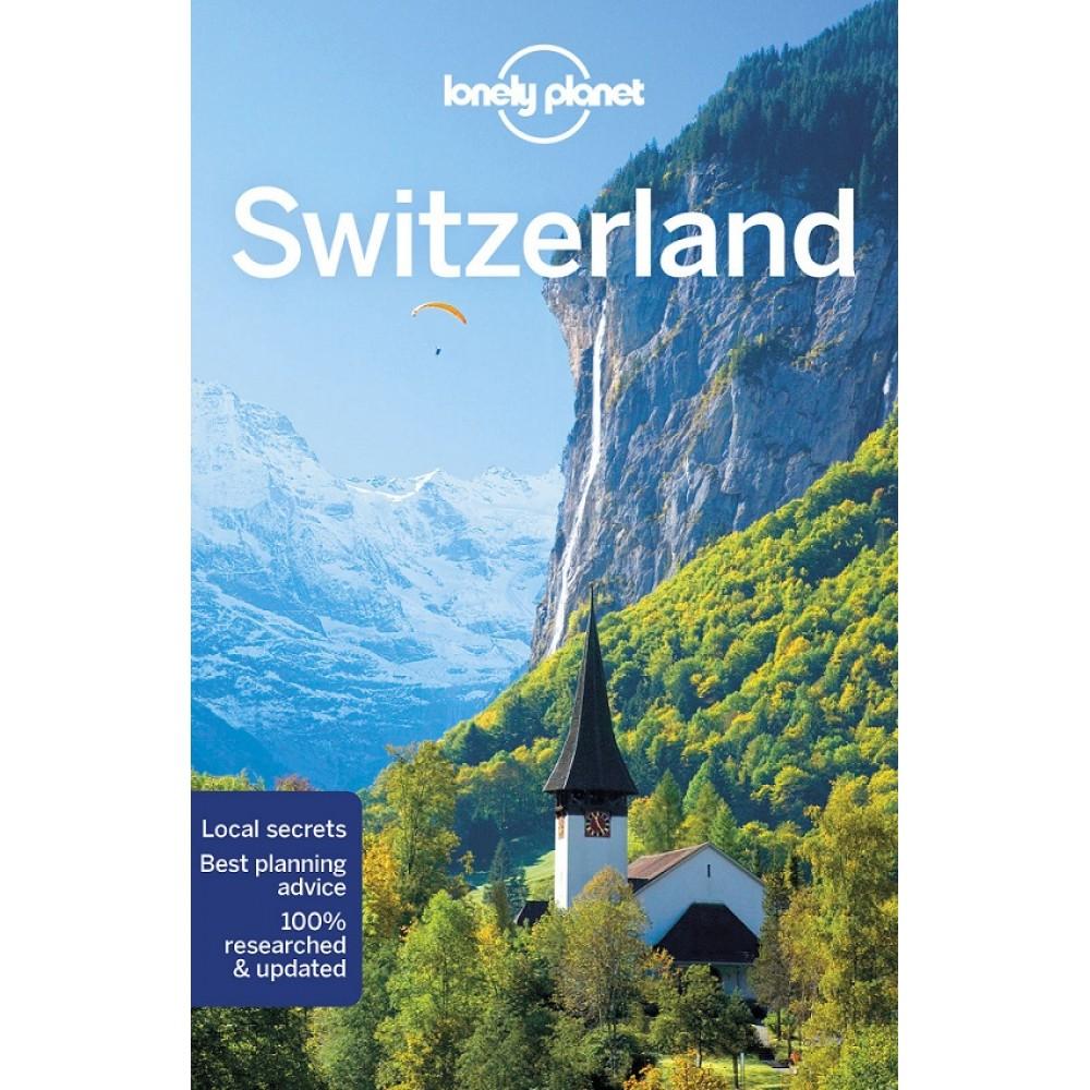 Switzerland Lonely Planet