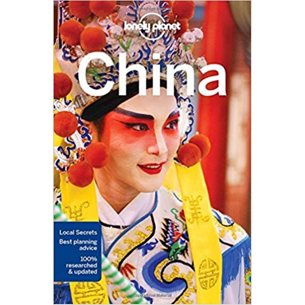 China Lonely Planet