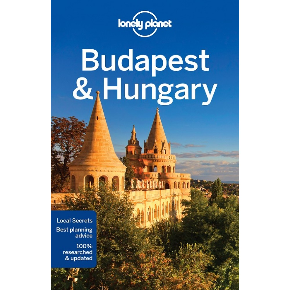 Budapest & Hungary Lonely Planet