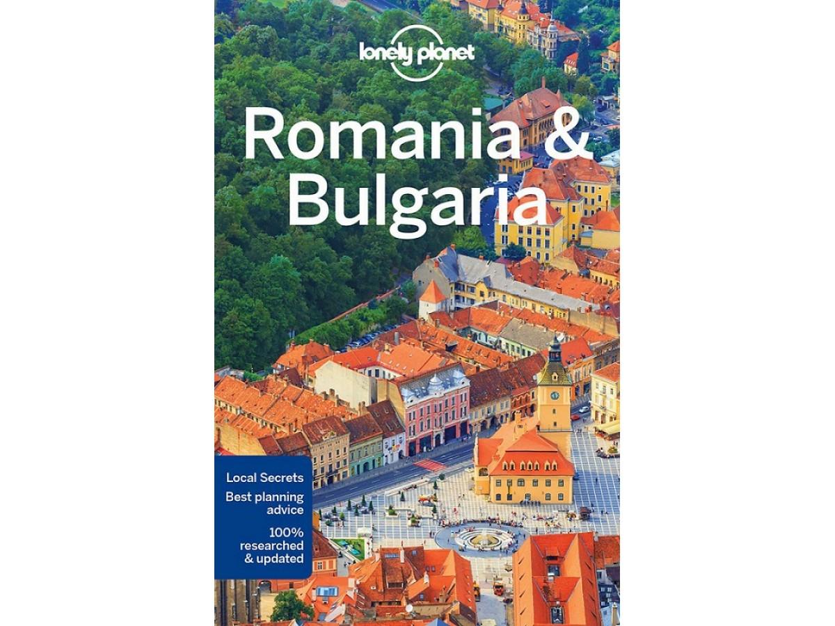 Romania Bulgaria Lonely Planet