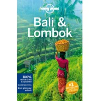 Bali and Lombok Lonely Planet