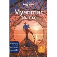 Myanmar (Burma) Lonely Planet