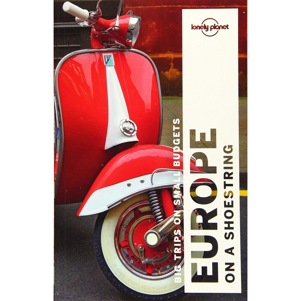 Europe on a shoestring Lonely Planet