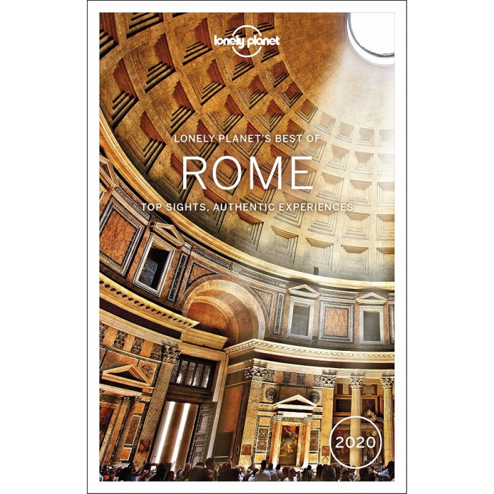 Lonely Planet´s Best of Rome