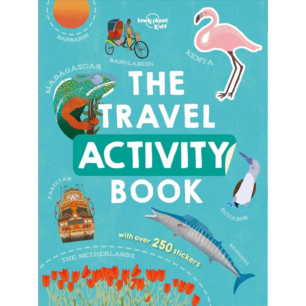 The Travel Activity Book Lonely Planet Kids