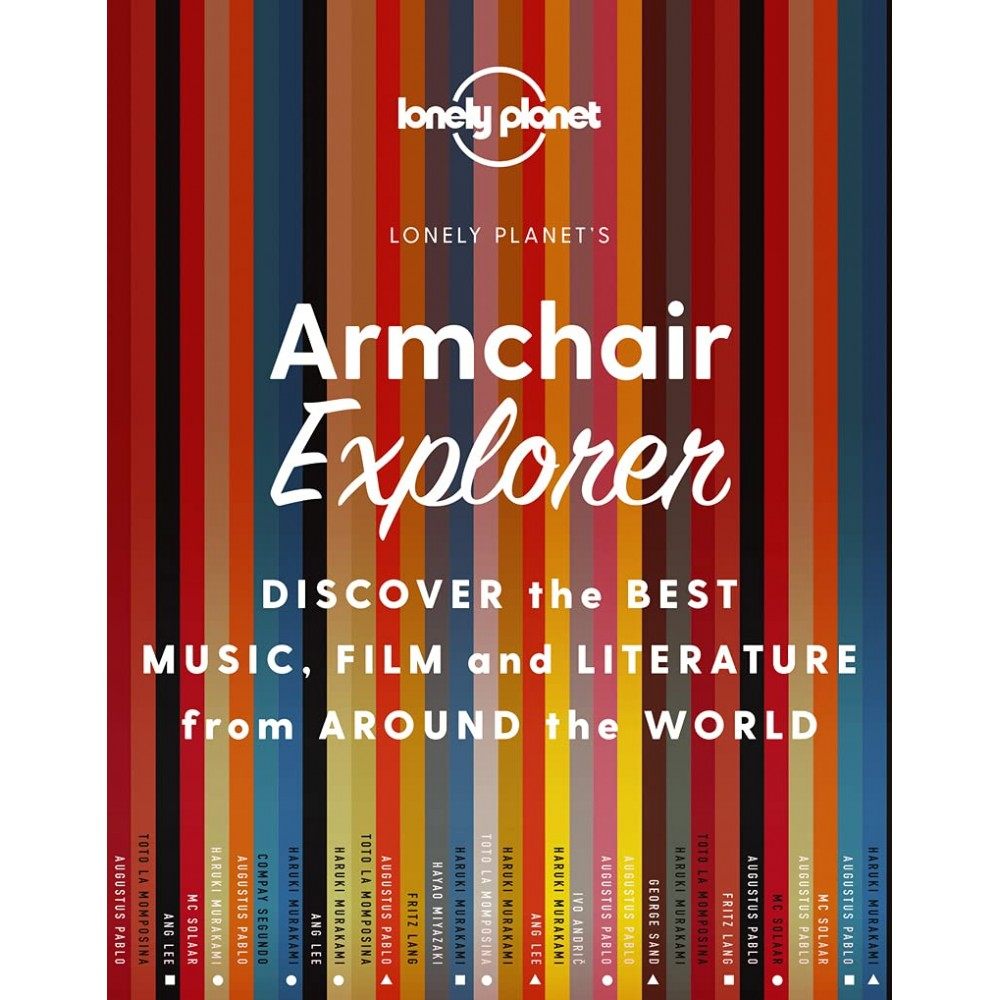 Armchair Explorer Lonely Planet