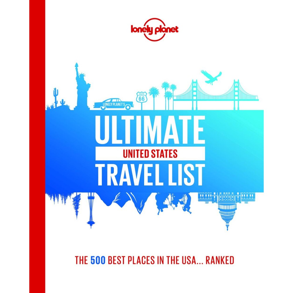 Ultimate USA Travellist Lonely Planet