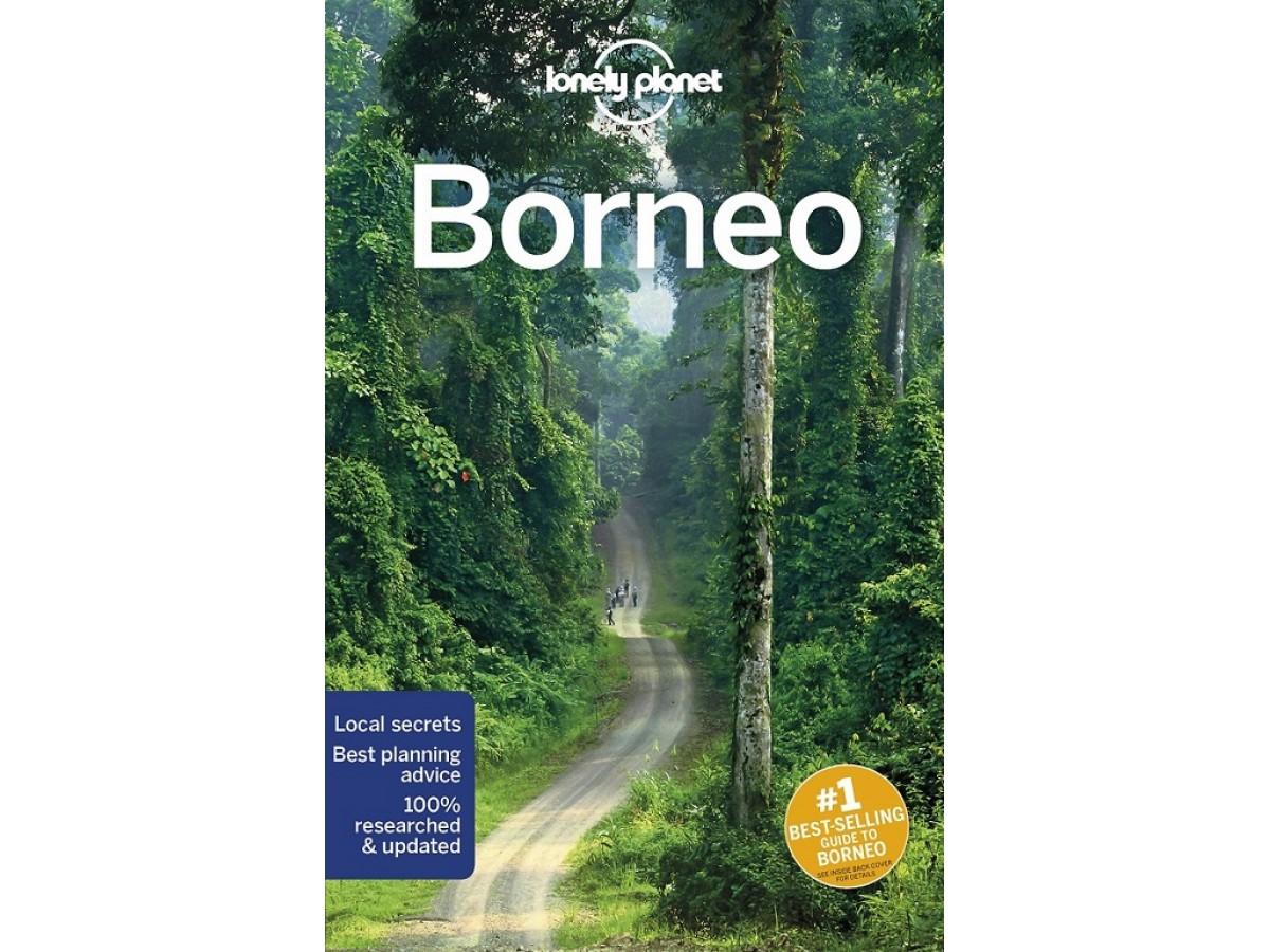 Kop Borneo Lonely Planet Med Snabb Leverans Kartbutiken Se