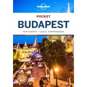 Pocket Budapest Lonely Planet