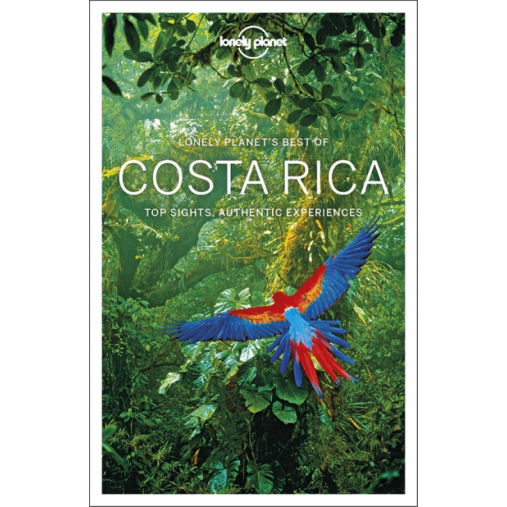 Best of Costa Rica Lonely Planet