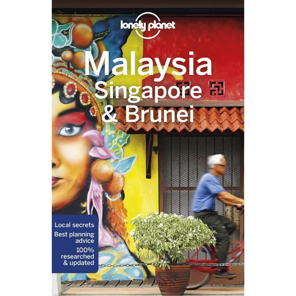 Malaysia, Singapore & Brunei Lonely Planet