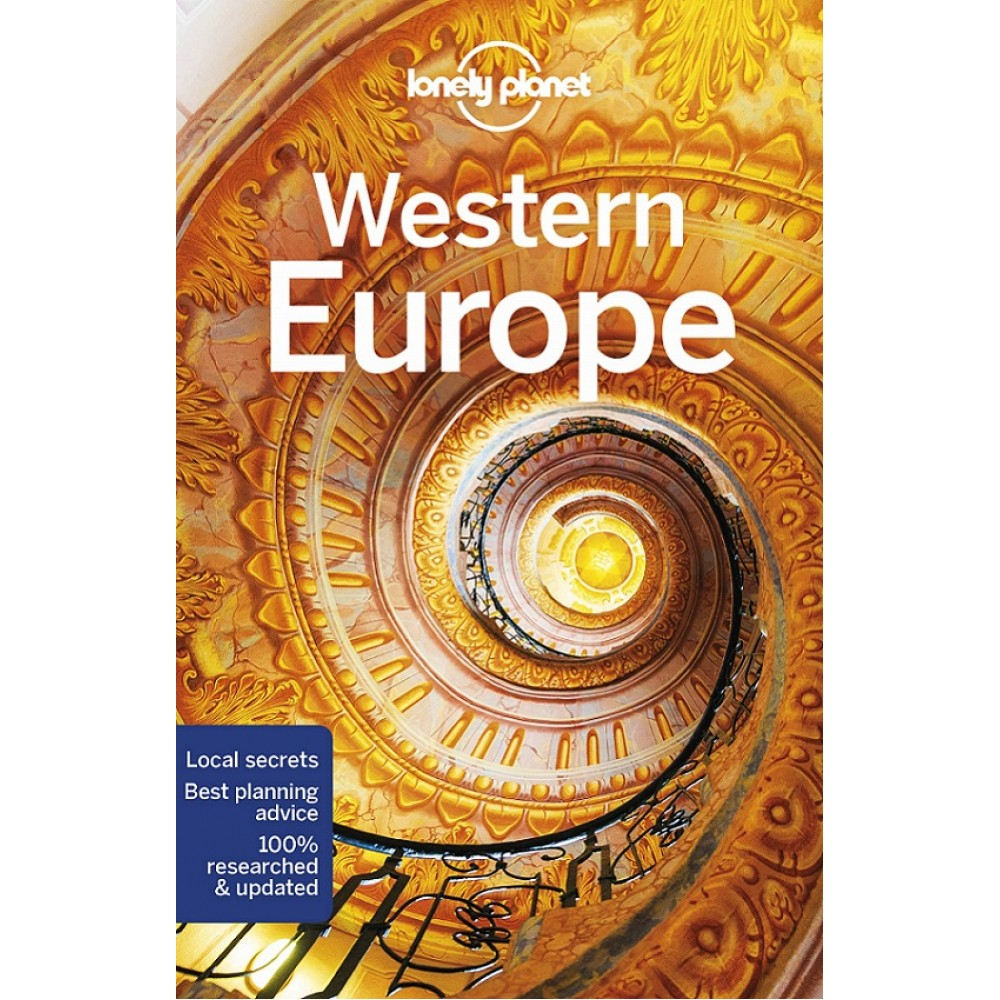 Western Europe Lonely Planet