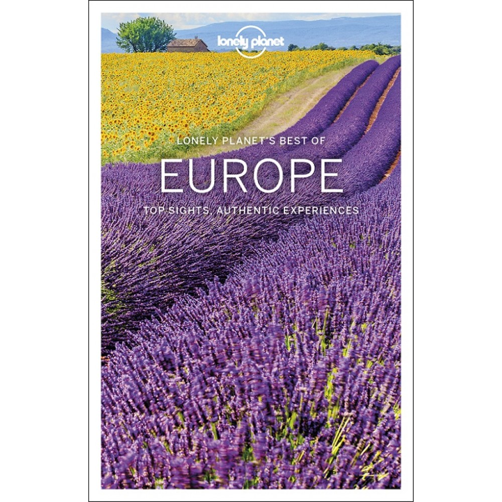 Best of Europe Lonely Planet