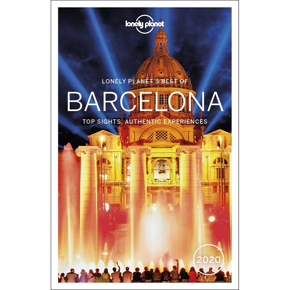 Best of Barcelona Lonely Planet