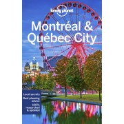 Montreal and Quebec City Lonely Planet