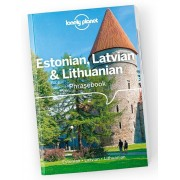 Estonian, Latvian & Lithuanian Phrasebook Lonely Planet