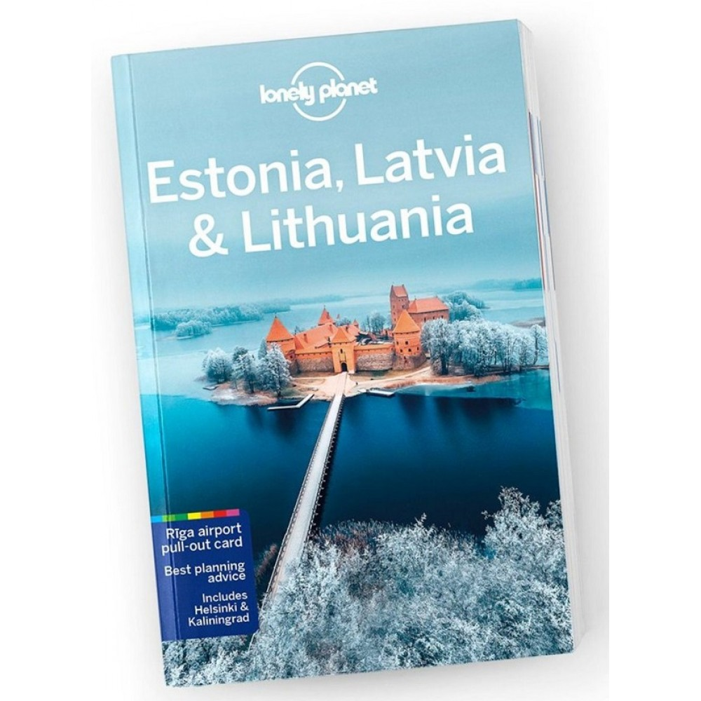 Estonia Latvia Lithuania Lonely Planet