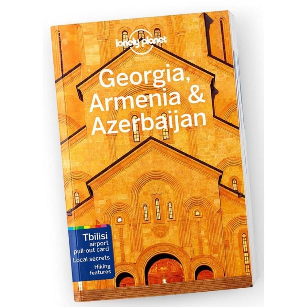 Georgia, Armenia & Azerbaijan Lonely Planet