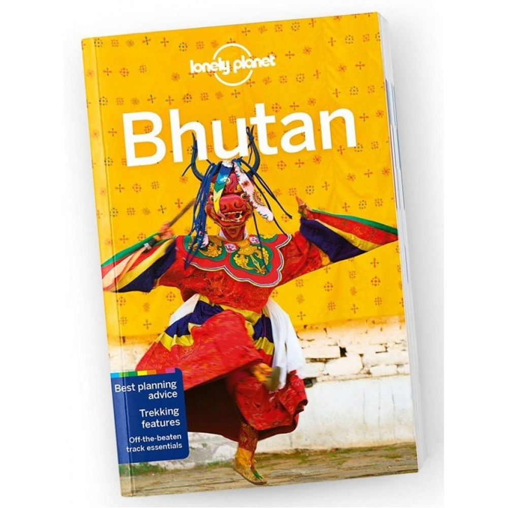 Bhutan Lonely Planet