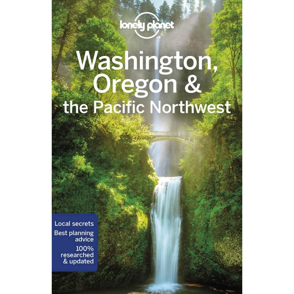 Washington, Oregon & the Pacific Northwest Lonely Planet