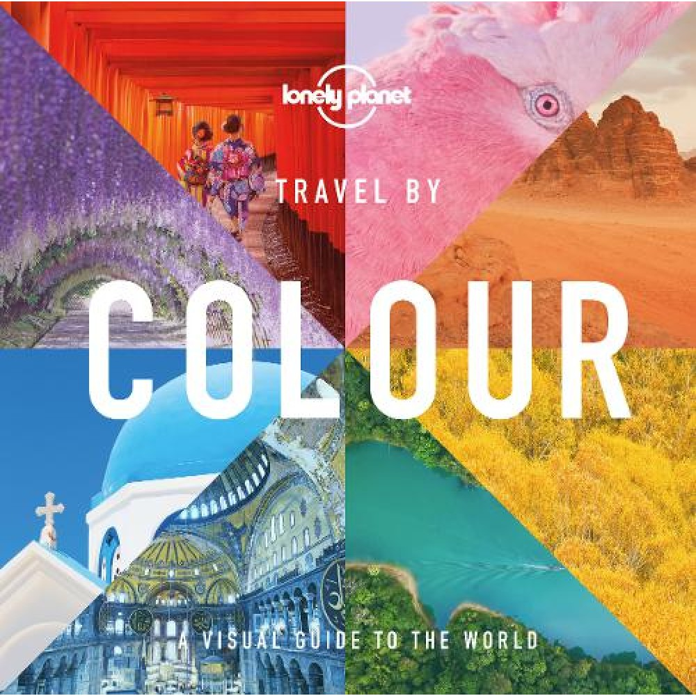 Travel by Colour Lonely Planet