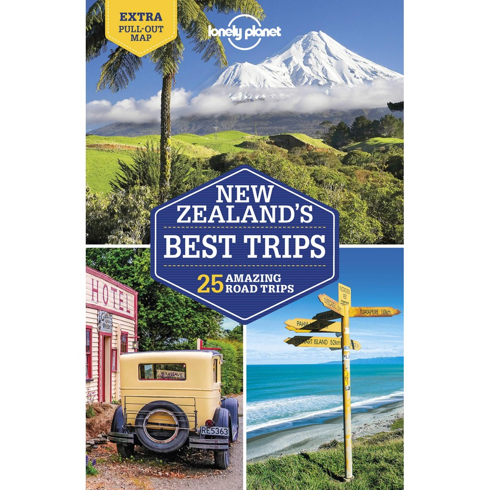 New Zealand´s Best Trips Lonely Planet