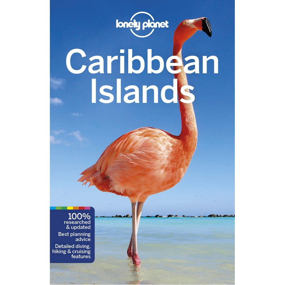 Caribbean Islands Lonely Planet