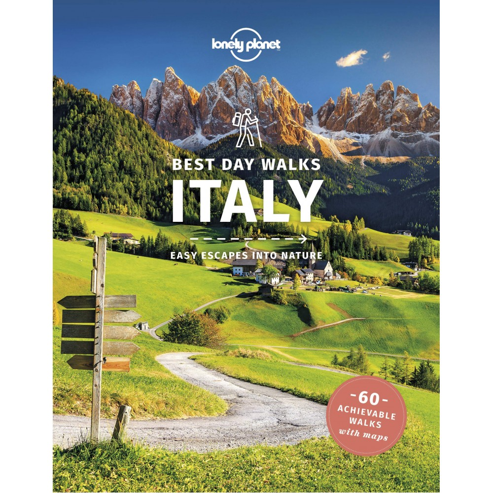 Best Day Walks Italy Lonely Planet