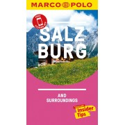 Salzburg and surroundings Marco Polo Guide