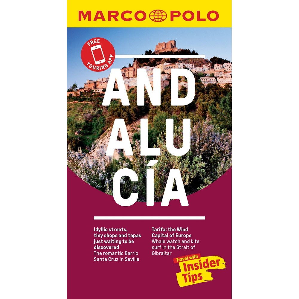 Andalucia Marco Polo Guide