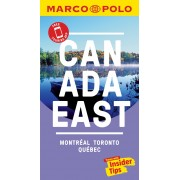 Canada East Marco Polo Guide
