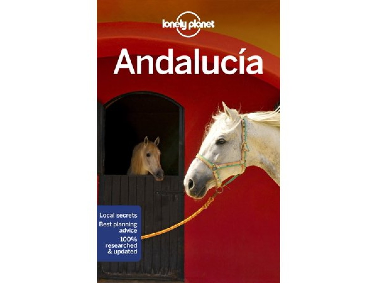 Andalucía Lonely Planet