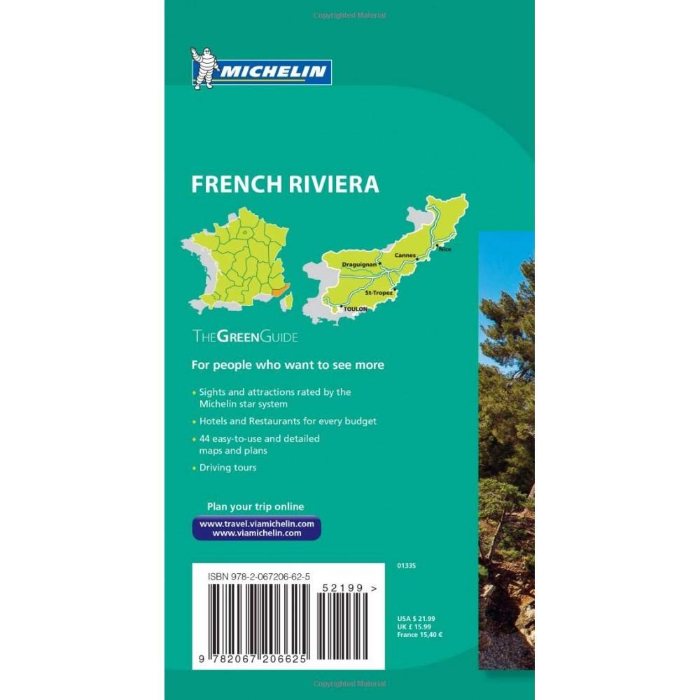 French Riviera Green Guide Michelin