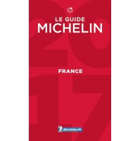France 2017 Red Guide Michelin