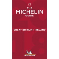 Great Britain & Ireland 2018 Michelin