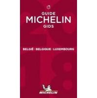 Belgium Luxembourg Michelin 2018