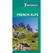 French Alps Green Guide Michelin