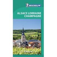 Alsace Lorraine Champagne Green Guide Michelin