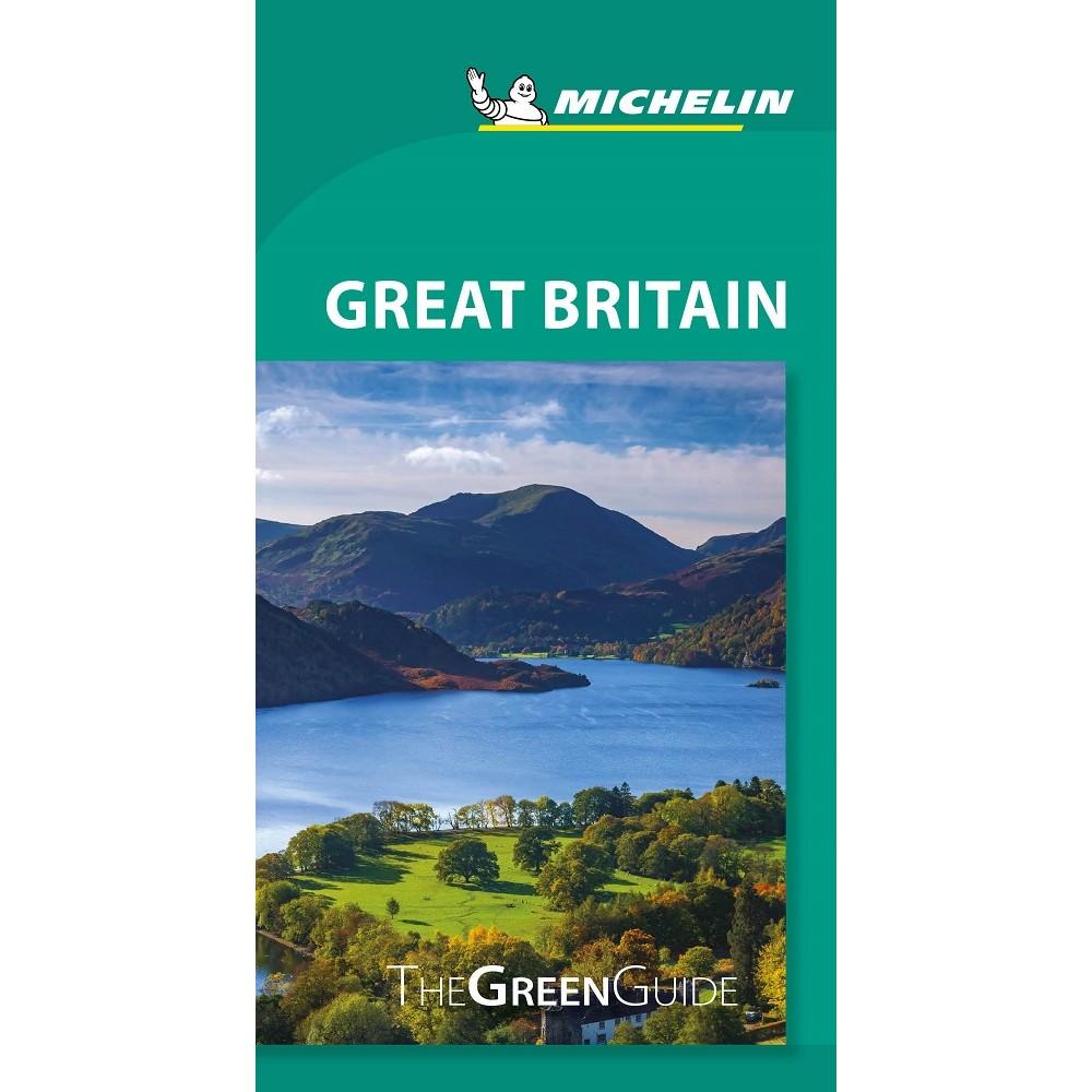 Great Britain Green Guide Michelin