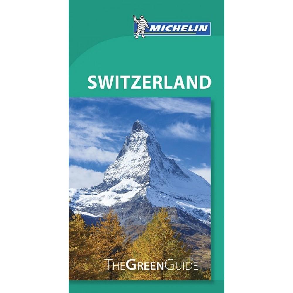 Switzerland Green Guide Michelin