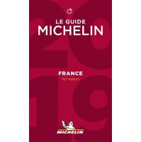 France 2019 Red Guide Michelin