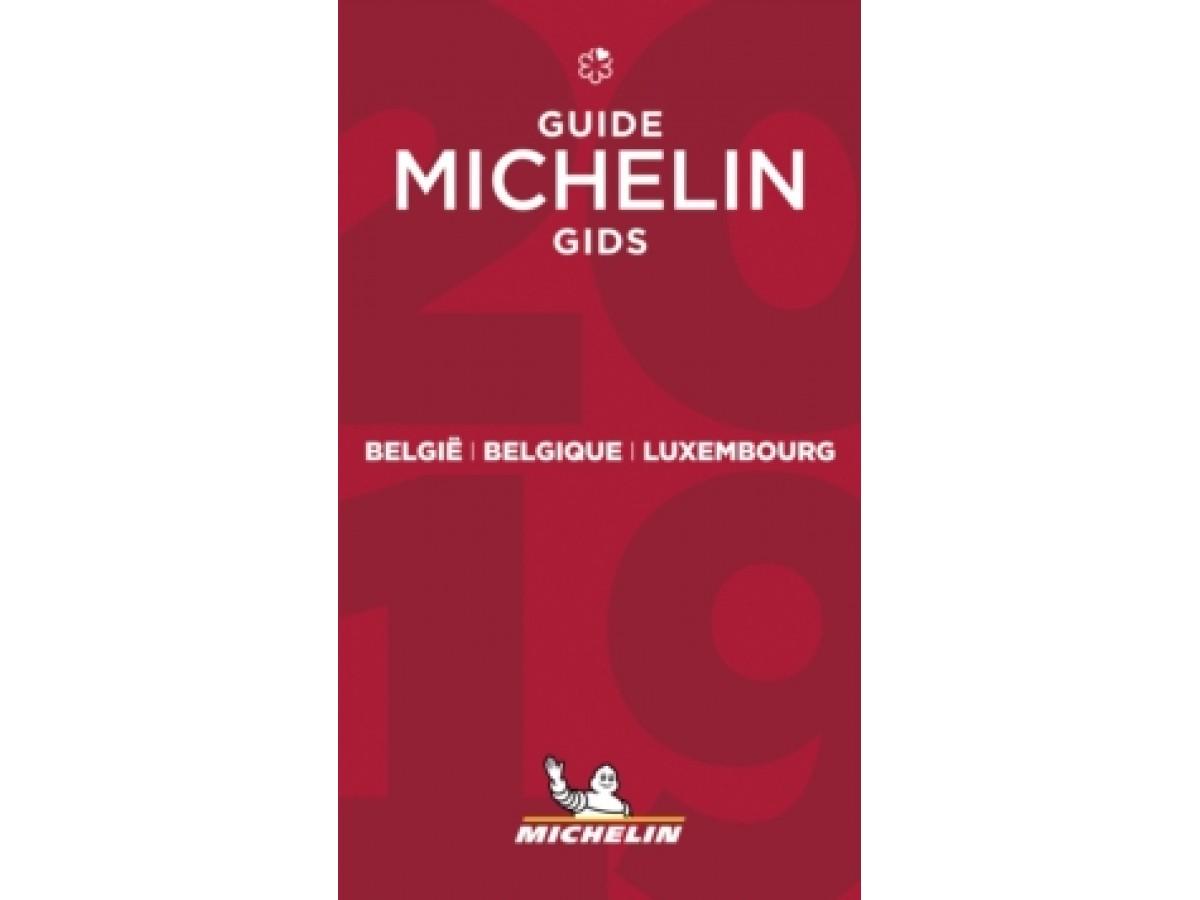 Belgium Luxembourg Michelin 2019