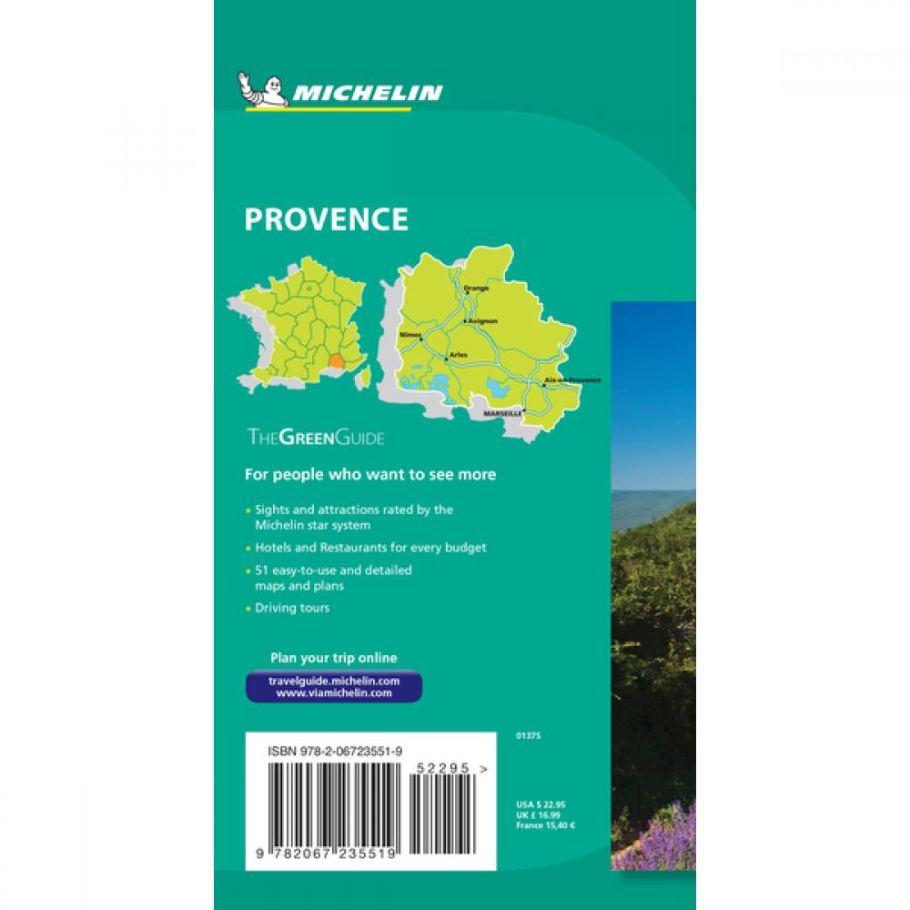 Provence Green Guide Michelin